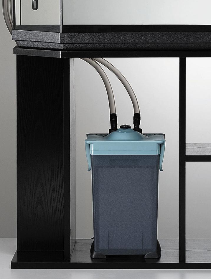 Api rena filstar xl xp4 canister filter 450gph 265 gal for Aquarium rena