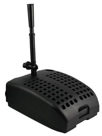 Rena oem internal pond power filter kit w uv 2000gal for Internal pond filter