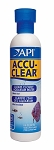 API Accuclear Fast Aquarium Water Clarifier 8oz Treats 2,360 gal clear water fast