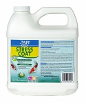 Stress Coat Removes Chlorine / Protects Fish 64oz concentrate Treats 7,680 gal
