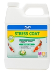 Pond Care Stress Coat Removes Chlorine / Protects Fish 32oz treats 3200 gal