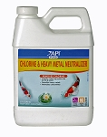 Pond Care Tap Water dechlorinater/conditioner 32oz treats 19,200 gal makes tap water safe
