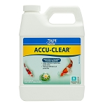 Accu-Clear Water Clarifier 32oz Treats 9600 gal, works fast Ponds/Fountains/Aquarium