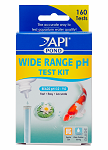 API Wide Range pH test kit Reads 5.0-9.0 Fast Test