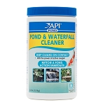 API Pond, Waterfall & Fountain Cleaner 2.2lbs Cleans Ponds/Rocks/Ftns/Bird Baths