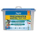 API Freshwater Aquarium Master Test Kit 5 tests complete w/directions over 800 tests