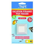 API Vacation Fish Feeder lasts up to 14 days 5-10 Fish Marine/Fresh/Goldfish