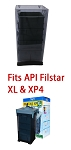 API RENA Filstar XL (XP4) Replacement Canister w/Feet, Baskets & Clips (871500-00) *Discontinued*