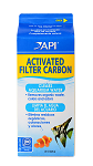 API Activated Carbon 1/2 gal vol/22oz wt removes color, odor & waste