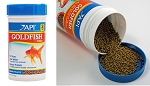 API Goldfish Pellet Food 4oz Mini-Pellets promotes color/digestion