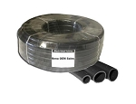 Black Vinyl Tubing 5/8 x 7/8 20ft Use for Ponds, Ftns, Aquariums retards algae