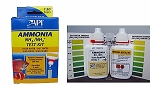 Ammonia Test Kit Liquid Salt/Freshwater (130 tests)