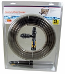 Water Changer w/Gravel Vacuum 25ft hose and Accessories