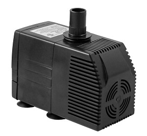 Rena OEM Mini-Pond | Circulating Pump 290gph/6.3ft lift, 12ft cord, UL, 3yr warranty