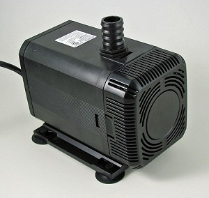 Rena OEM Fountain / Pond / Aquarium utility  water pump 1584gph/15.8 ft lift, 12ft cord