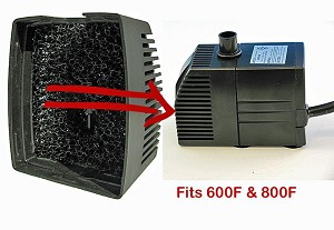 Fits both RO600F and RO800F